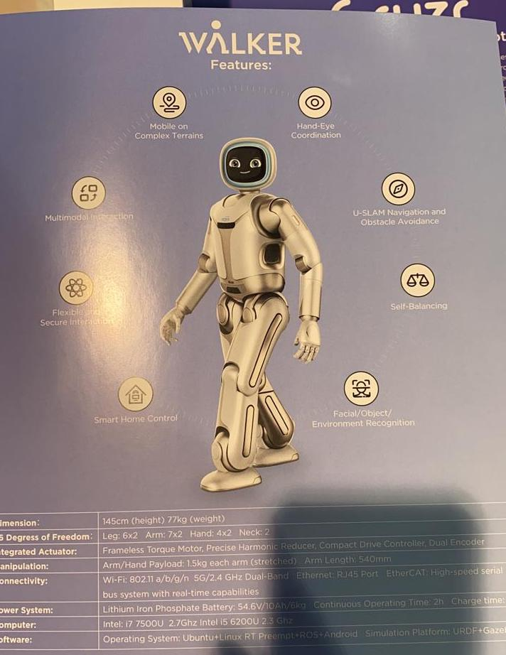 "Robot ""Walker"""