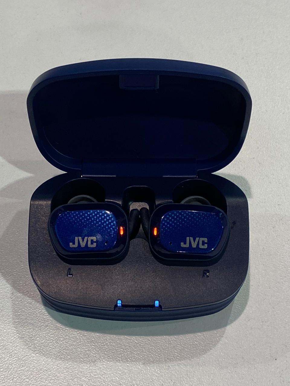 Fones de ouvido JVC
